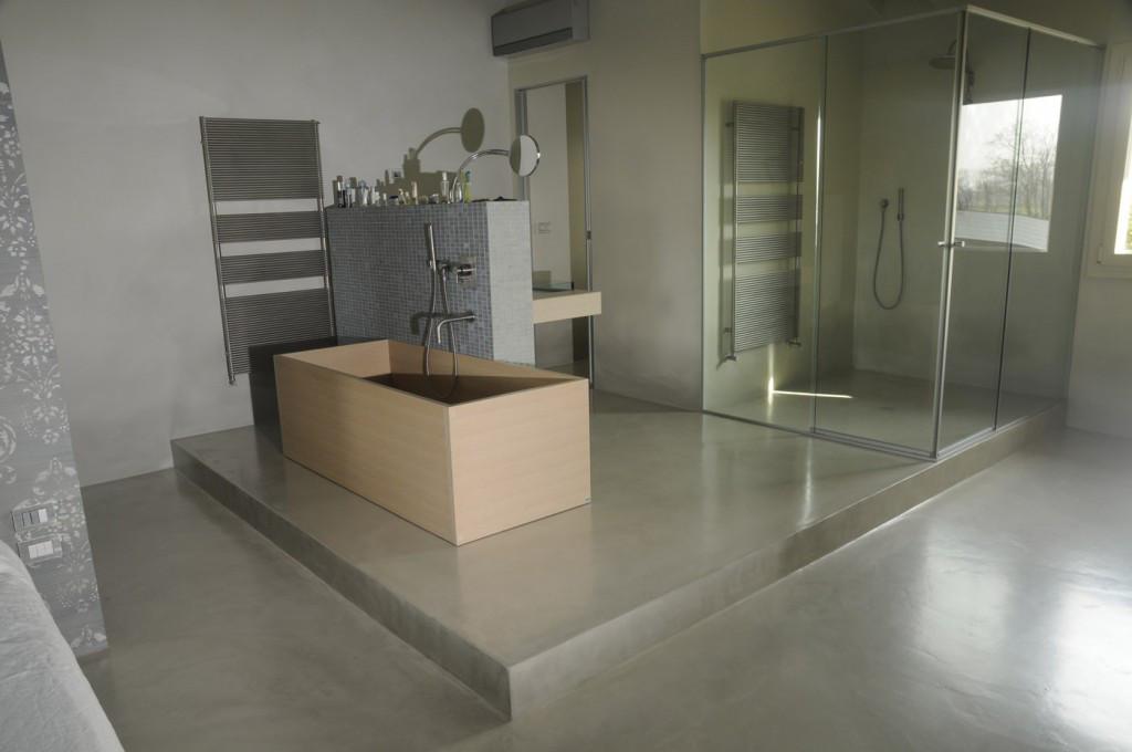 Rifare il bagno con un rivestimento in resina giesse service